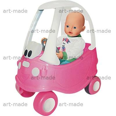 Беби Бон в машине сидений